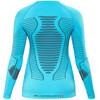 X-Bionic Effektor Running Power - T-shirt manches longues running Femme - turquoise